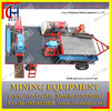 Set of portable rock gold equipment for gold separation