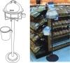 food display dome