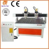 BD1313 two-head CNC router for craft