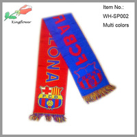wholesale custom cheap soccer scarf