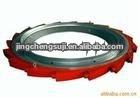 JINGCHENG plastic extrusion line