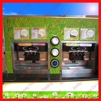 Self-Service Frozen Yogurt Machines, 70-80L/h, hot sell in USA, Australia