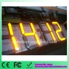 outdoor LED clock