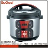 2012 Large Electric Pressure Cooker Stainless Steel Inner Pot