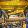 LH double beam overhead crane