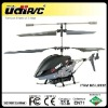 New! 3CH Double Blades U813C Mini RC Helicopter with Video Camera
