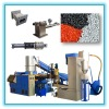 PP/PE/PET/PVC/PS/ABS/EPS plastic pelletizing machine