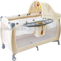 Toy baby cot playpen