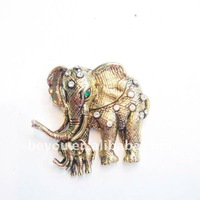 Hot Sale Vintage Elephant Brooch