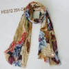 new products /voile scarf