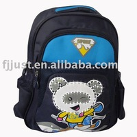 Light up kids teens school bags