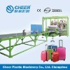 PC sheet machine for travelling case