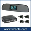 Voice Car Reverse Sensor with VFD Display