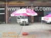 2012 high quality and waterproof folding beach umbrella