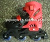 4 sizes Adjustable Inline Skates