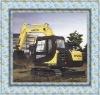 8t hyundai crawler excavator