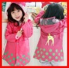 2012 New Style Waterproof Rain Gear For Children