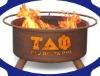 Tau Delta Phi BBQ firepit