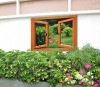 garden wood window