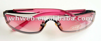 2012 new and fashionable glasses for women