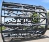 carbon steel trommel sieve