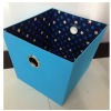 Fashionable 600D fabric organiser box with handles