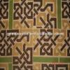 Jacquard Polyester Carpet Fabric