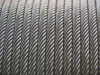 Stainless steel wire rope, steel wire rope, galvanized steel wire rope