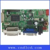 LCD main board for monitor support VGA/DVI/Full HD 1920x1200p(MDV667)