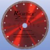 sintered turbo diamond saw blade