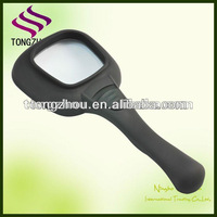 Light magnifying glass/magnifier loupe/magnifier
