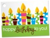 Birthday Party Theme Gift Cards