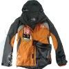 Outdoor waterproof jacket for men