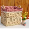 2012 Hot Sale Wicker Storage Basket