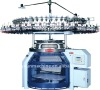 Three Thread Fleece Single Jersey Knitting Machine