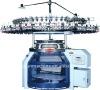 Three Thread Fleece Single Jersey Knitting Machine