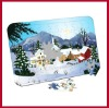 2013 paper jigsaw puzzle for kids