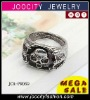 Wholesale skull engagement ring Retro rings Gothic punk rings JCA-PR059