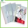 pvc/pp paper file folder