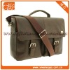 Deluxe Leather Business Breifcase Bag With Adjustbale Strap