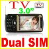 dual sim dual standby mobile phone JC777
