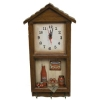 wooden craft,Clock of Duck Design (59-XH48129)