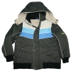 [LEAP]  Poly fleece-lined detachable jacket(child garment,kid wear)