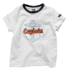 [LEAP]BabyBoy's sailing story short sleeve T-shirt(child garment, wear)