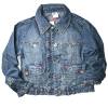 [LEAP]Girls'  denim jacket(Child garment,child wear)