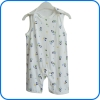 Babies' wear,cotton romper.printed baby clothing,cute infant wear