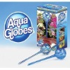 Aqua Globes Hand Blown Glass Watering Bulbs