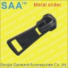 Metal slider/zipper slider/nickel slider/auto-lock slider
