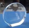 crystal blank circle