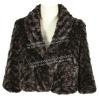Ladies' fake fur jacket
